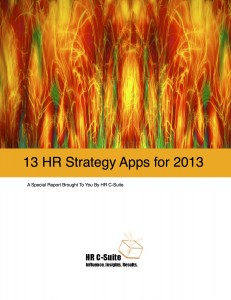 13appsPicture 231x300 FREE 13 HR Strategy Apps for 2013