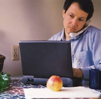 Telecommuting: Perk or Performance