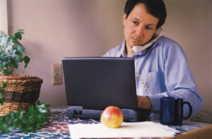 telecommuting 300x197 Telecommuting: Perk or Performance