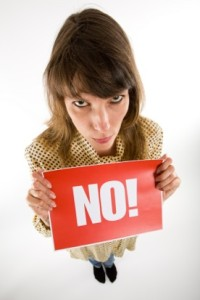 Four Tips For Saying No With No Regrets