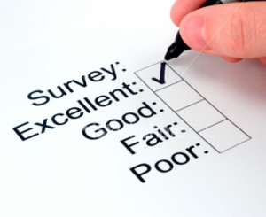 Get Off The Couch: Employee Surveys