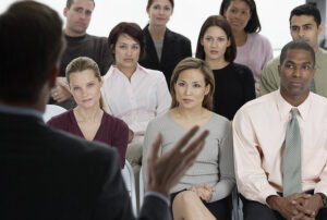 The Role of Public Speaking in Career Growth