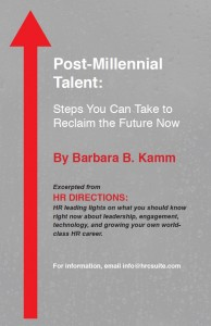 HR Directions B Kamm Cover page
