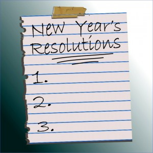 Five Best New Year's Resolution for Your Resume